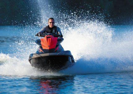 alquiler motos de agua 60 minutos