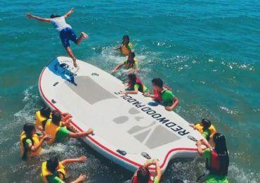 big paddle surf valencia