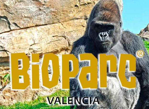 Entradas bioparc Valencia