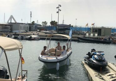 clientes barco sin licencia