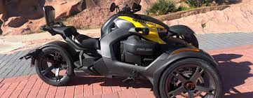 excursion can-am rykers castelllon