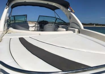 proa solarium barcos ibiza